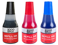 2000 PLUS Refill Ink 1 Liter