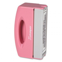 An official Alabama Pre Inked Pink Xstamper creates Breast Cancer Awareness in your office, home, or other place of business while fulfilling all the duties of a proper Notary Stamp.