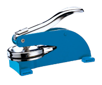 Create a crisp and clear impression of your official California Notary Seal with a Blue Desk Model Embosser for added strength.
