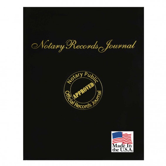 The best economical pricing in a Hard Cover Notary Public Records Journal, good in nearly all states and jurisdictions, including California, Massachusetts, and Pennsylvania.