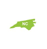 <strong> North Carolina <br> Notary Supplies </strong>