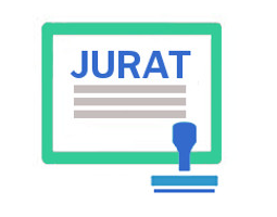 <h4>Indiana<br>Notary Jurat</h4>