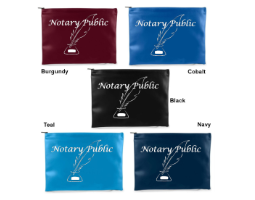 <h4>Notary Supply Bag</h4>