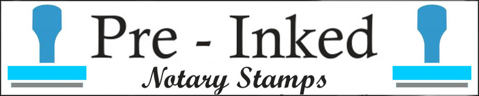 Arkansas Notary Pre Inked Stamps Product List, Notarystamps.com