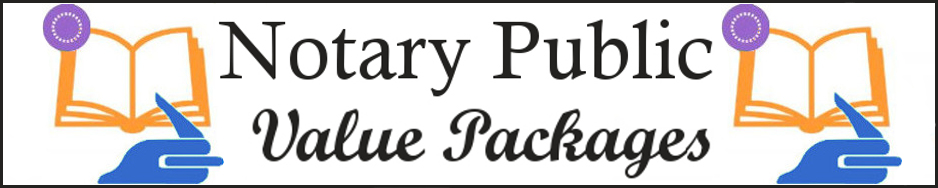 New Hampshire Notary Public Value Package, Bundle, Kit, Combination Product Listing
